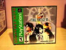 Videogiochi manuale inclusi per Sony PlayStation 1 Final Fantasy