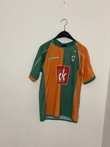Xlb Football Shirt xs Mens Werder Bremen Andreasen 2005