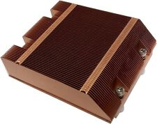 Supermicro SNK-P0017 1U Low Profile Copper Heatsink for LGA771 CPUs