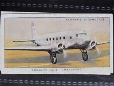 No.32 DOUGLAS DC-2 TRANSPORT (USA) - Aeroplanes, Civil - John Player 1935