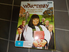 The Vicar Of Dibley Immaculate Collection region 4 DVD's