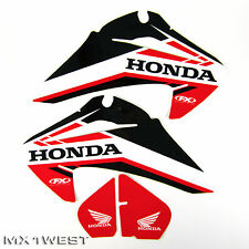 Factory Effex EVO 14 Graphics Honda CRF 150 230 F CRF150F CRF230F 03 04 05 06 07