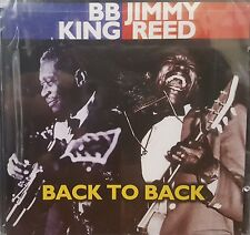 BB KING & JIMMY REED CD BACK TO BACK