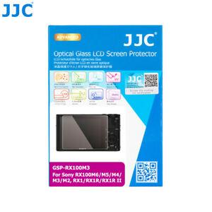 JJC Tempered Glass Screen Protector fr SONY RX1 II RX100 VII VI V IV RX100 M7 M6