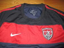 Nike U.S. TEAM Soccer Authentic (LG) Dri-Fit Jersey