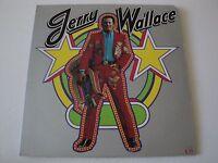 JERRY WALLACE 2X VINYL LP 1972 UNITED ARTISTS PRIMROSE LANE, THE LAST LETTER, EX