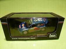 IXO 1:43 - SKODA FABIA WRC - RALLY SWEDEN 2006    RAM277   -IN  ORIGINAL  BOX