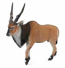 GIANT ELAND ANTELOPE - Wildlife Toy Model 88563 by CollectA *New with tag*