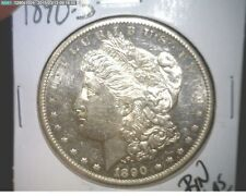 1890-S Morgan Silver Dollar - 90% Silver - CHOICE AU