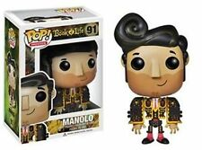 FUNKO POP 2014 MOVIES THE BOOK OF LIFE MANOLO #91 Sealed MIMB IN STOCK