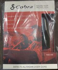 New listing Cobra Rad450 Radar And Laser Detector