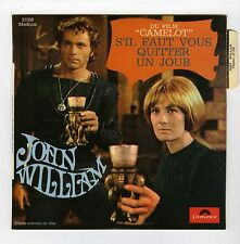 45 RPM EP JOHN WILLIAM CAMELOT (1968)