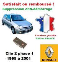 Kit démarrage boitier réparation antidémarrage Renault Clio 2 phase 1