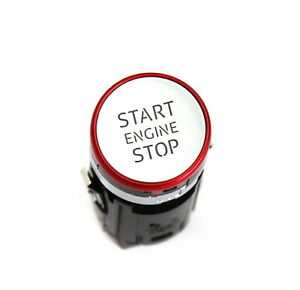 Audi A4 A5 8W Q5 Start Stop Schalter Engine Push-Button 8W1905217C