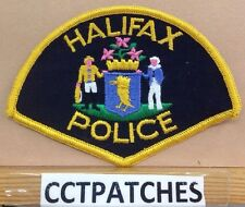 HALIFAX, CANADA POLICE SHOULDER PATCH
