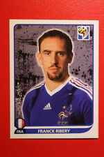 Panini SOUTH AFRICA 2010 100 FRANCE RIBERY TOPMINT!!
