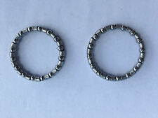 BICYCLE BIKE BEARING 16 BALLS RETAINER HEADSET #73