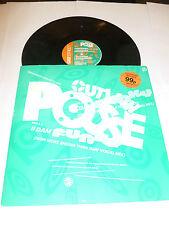 """OUTLAW POSSE - 2 Dam Funky - 1990 UK 4-track 12"""" Vinyl Single"""