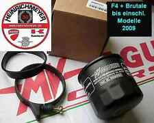 MV Agusta F4 Brutale Original Ölfilter-Kit Genuine Oil Filter
