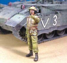 Legend 1/35 Israeli IDF Tank Crew Soldier No.1 Pointing [Resin Figure] LF0046