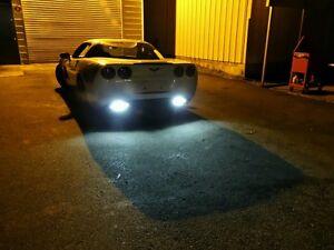 2005-2013 Chevrolet Corvette C6 3157 HID White LED Reverse Backup Lights USA
