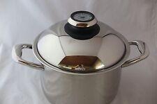 grande AMC Olla Sopa 6,5 Litros Premium Unidad de cocina Olla Set Cazelas