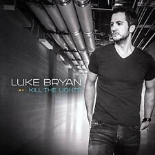 Luke Bryan - Kill The Lights (NEW CD)