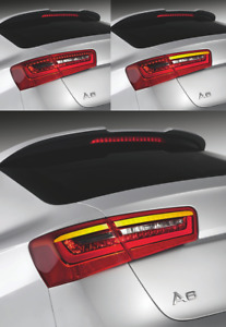 Upgrade Dynamic Turn Signal Adapter LED Tail Lights Module AUDI A6 C7 Avant S .