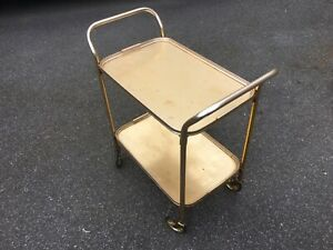 VINTAGE FOOD TROLLEY HOSTESS CAREFREE 1950/60S GREAT CONDITION FOR AGE.