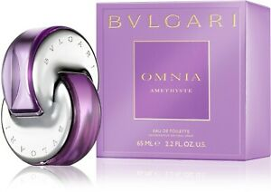 BVLGARI Omnia Amethyste 65ml EDT for Women Spray BRAND NEW Authentic