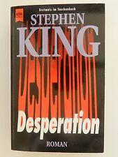 Stephen King Desperation Roman Thriller Heyne Verlag