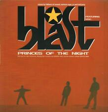 "Blast Ft Vdc(12"" Vinyl P/S)Princes Of The Night-UMM-Ex/New"