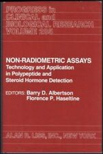 Non-Radiometric Assays, Polypeptide and Steroid Hormone Detection, Alan R. Liss