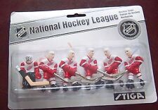 Stiga Detroit Red Wings   Team   table top hockey