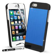 Carcasas metálicas de color principal azul para teléfonos móviles y PDAs