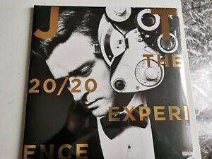 "JUSTINE TIMBERLAKE - THE 20/20 EXPERIENCE - LP 33 GIRI - 12"" SIGILLATO"