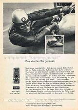 FRANKE & HEIDECKE Rollei opere ROLLEIFLEX/sidecar corse-visualizzazione V. 1962
