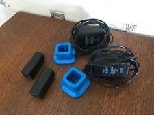 Lot playmobil chargeurs+batteries rc train(pour pièces détachées ou réparation)