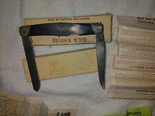 Vintage Buck Pocket-knife