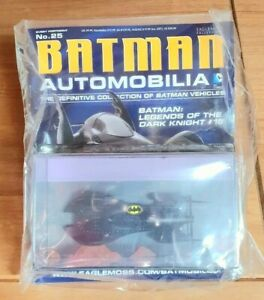 NEW EAGLEMOSS NO.25 BATMAN AUTOMOBILIA BATMAN: LEGENDS OF THE DARK KNIGHT #15