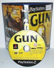 GUN - Ps2 Playstation Play Station 2 Gioco Game