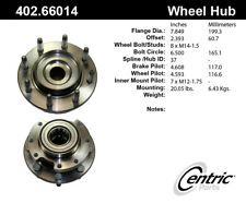 Wheel Bearing and Hub Assembly-Crew Cab Pickup Rear Centric 402.66014E