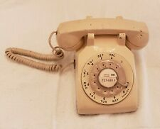 Vintage Bell System Western Electric 500Dm Rotary Desk Phone Telephone
