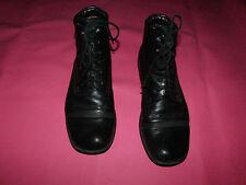 Think! Schuhe Stiefeletten Gr.36,5 schwarz