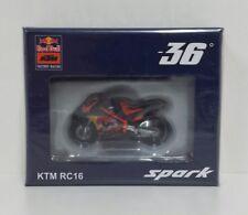 SPARK 1/43 MIKA KALLIO #36 MODELLINO KTM RED BULL RC16 MOTOGP 2016 M43030 NEW