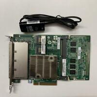 615418-B21 HPE Smart Array P822/1GB FBWC PCI-E SAS RAID Controller with Battery