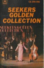 CASSETTE.CT173    SEEKERS  GOLDEN COLLECTION