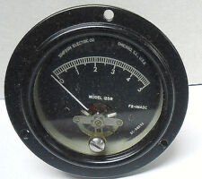 SM-C-110005-31 SIMPSON METER 0-5 MILLIAMPS FS=IMADC NEW OLD STOCK