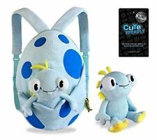 New SDCC Blizzard World of Warcraft Cute But Deadly Murloc egg Plush Backpack