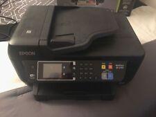AS-IS: EPSON WorkForce WF-2760 Wireless Print Copy Scan Fax Ethernet Printer